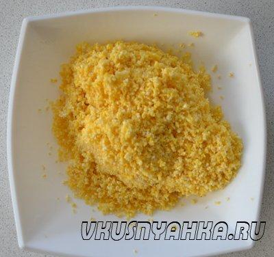 Кукурузная каша в мультиварке, приготовление, шаг 1