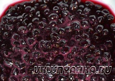 Варенье из черной смородины  в мультиварке, приготовление, шаг 3