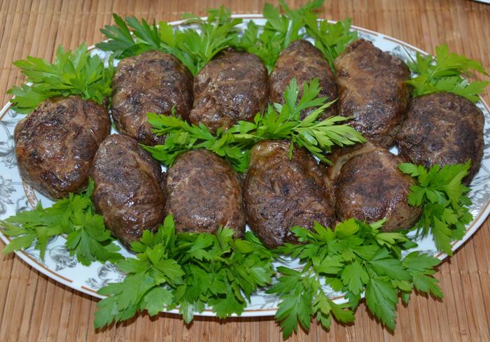Блюда из ливера рецепты с фото