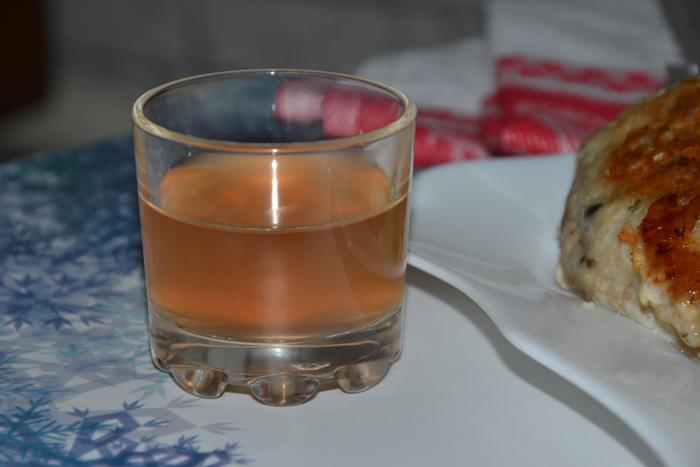 Домашняя виноградная настойка на спирте, водке, самогоне