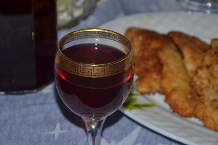 Рецепт домашнего вина из винограда